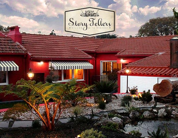 Storytellers Villas With History - Villa Pena