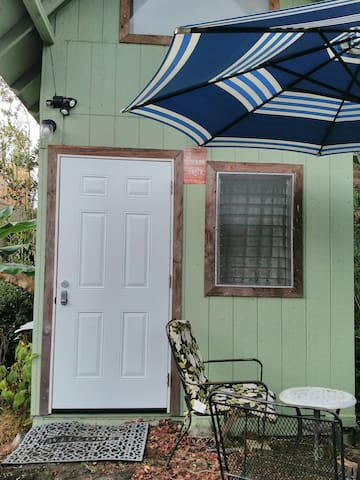 #1 Cabin-lowest cost w/ indoor private bathroom