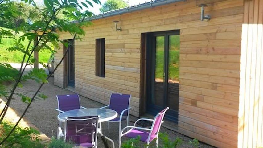 Cottage la malterre - Le Puley - Huis