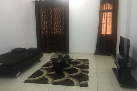 Bed Space in 1bhk Apt in Int'l City - Dubai