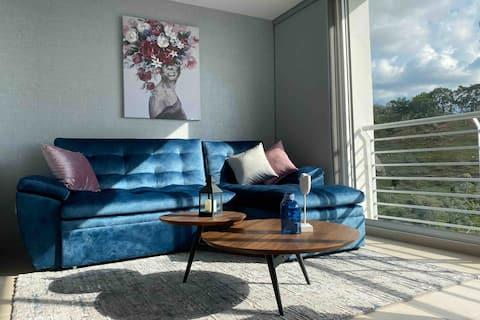 🄻🅄🅇🅄🅁🅈  Hermoso apartamento para estrenar