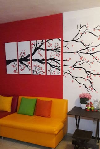 A beautiful room for Vacation - Playa del Carmen - House