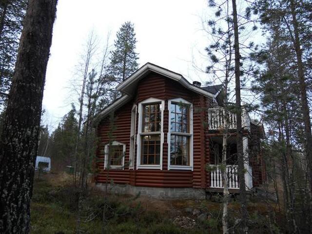 Paritalo Ketunlenkki 22 Asunto B - Kittilä - Alpstuga