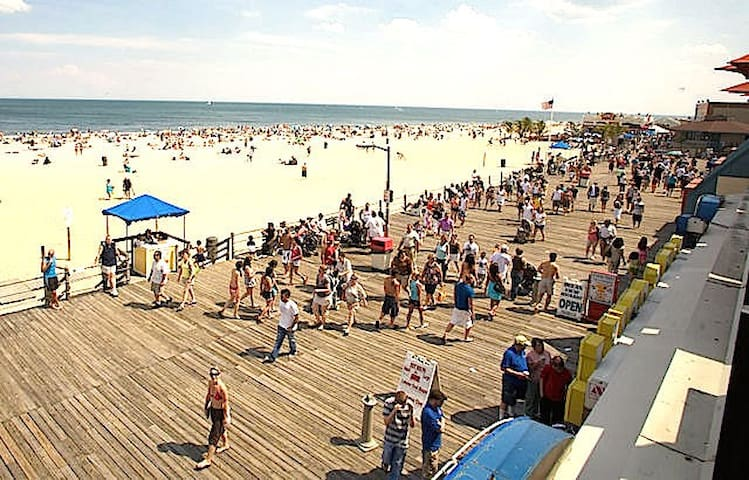 Amazing Location for a Jersey Shore Vacation! Fl-1