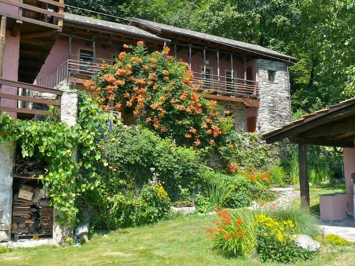 Casale Ronco Romantik pur in unberührter Natur