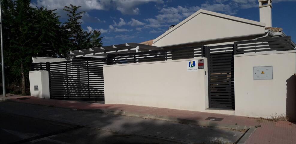 """VILLA CHATÍN"" EL PARAISO EN CAZORLA"