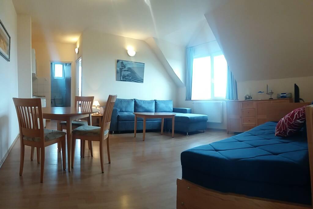 2-Zimmer-Appartament