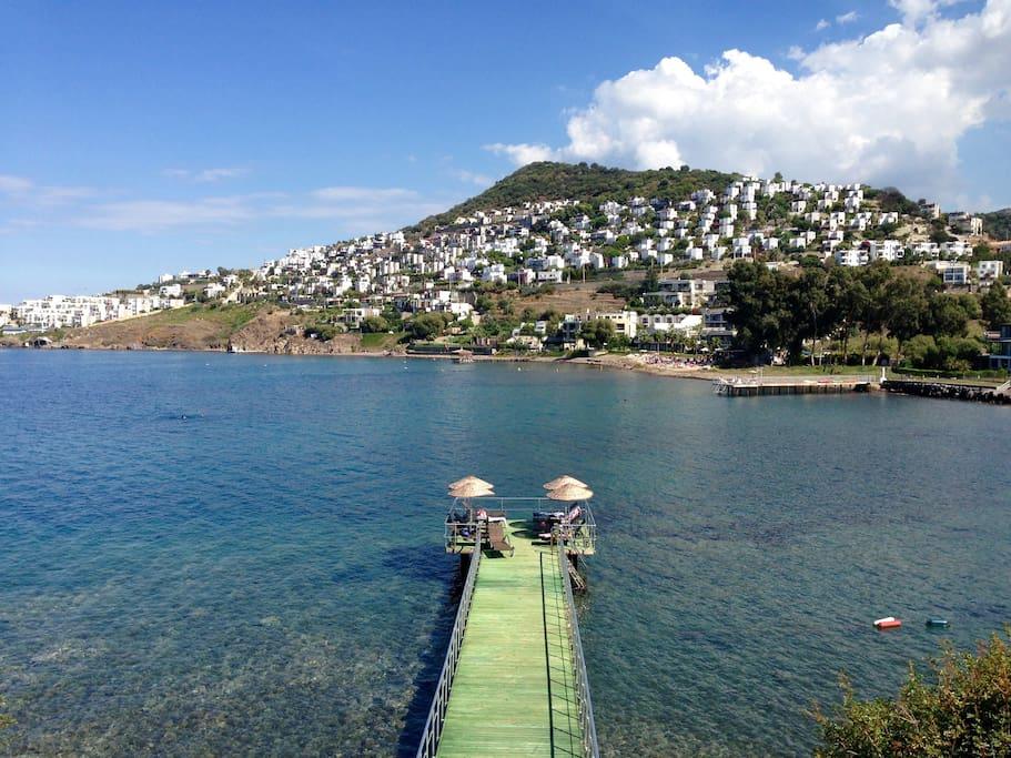 Seaside - 7 min. by walking distance