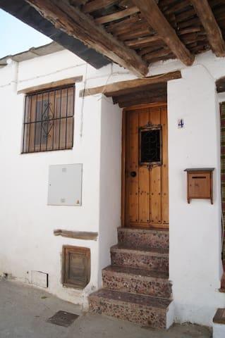 Casa Bodega 1 - Mecina-Fondales - Rumah