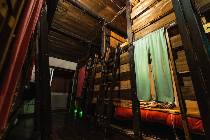 moonlight guesthouse#2(mixed dorm)