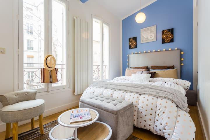Casa bonheur Montmartre