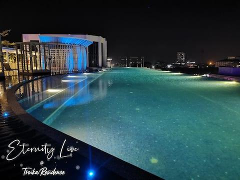 Troika Residence Kota Bharu @ Eternity Live-1B4pax