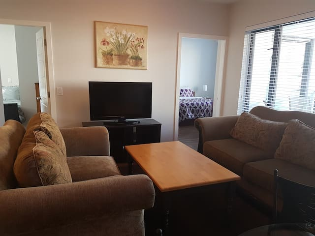 Large Bright 2Bedroom Apartment NV
