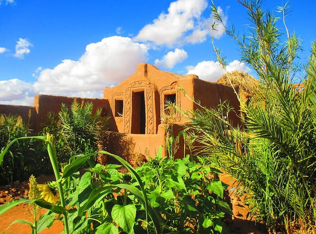 Tripleroom - Authentic Saharan Guesthouse - Mhamid - Guesthouse