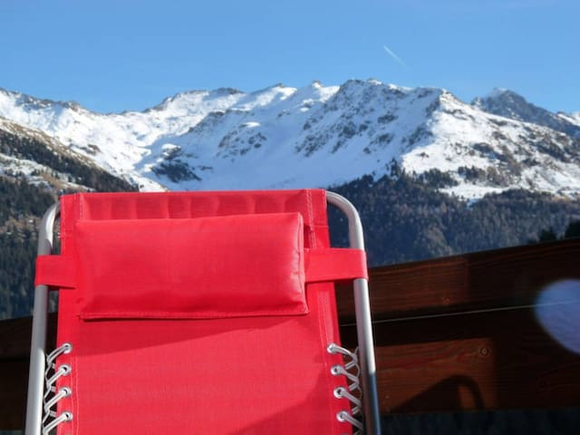 Chalet Éterle, central location & family-friendly - Grimentz - Chalet