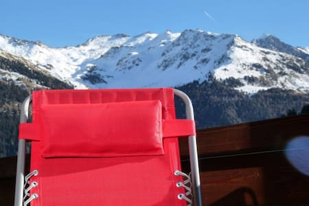 Chalet Éterle, central location & family-friendly - Chalet