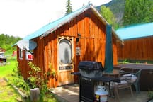 Rustic Mountain Cabin With A View #5
