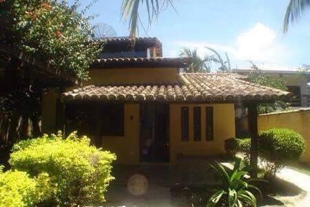 Casa para temporada em Porto Seguro - Porto Seguro - Rumah