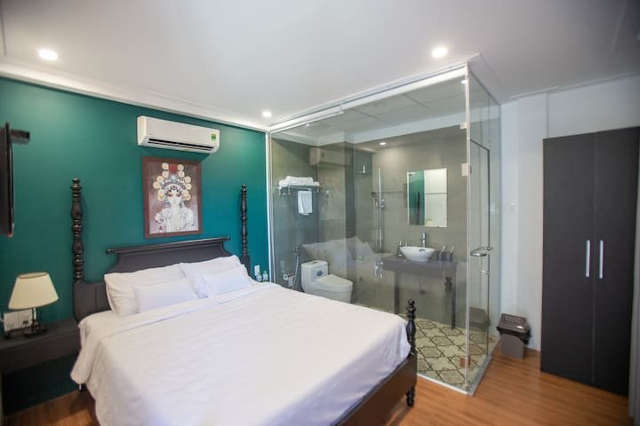 The Fancy House Qui Nhon City- Room 301