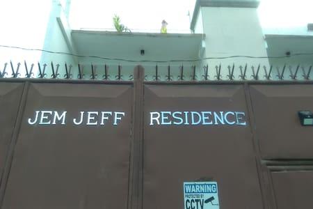 JEM'S RESIDENCE INN...a home away from home