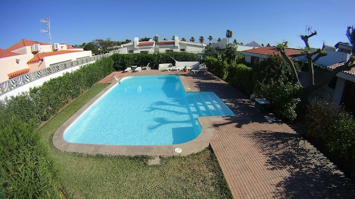 Wonderful new bungalow in Maspalomas