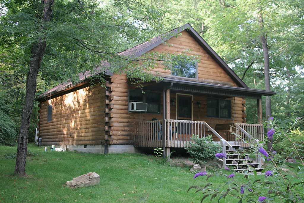 Heritage cove on raystown lake cabins for rent in saxton for Lake cabin rentals pennsylvania