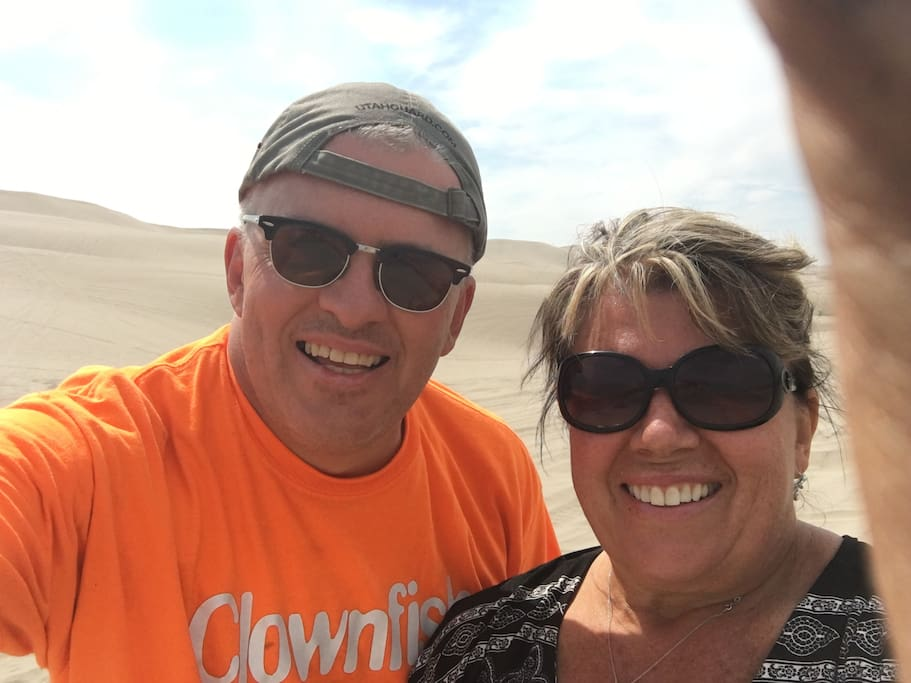 Full Access to the famous Saint Anthony Sand Dunes !!!