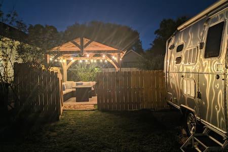 Airstream - Christopher's Crib