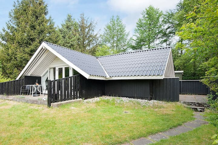 4 person holiday home in Toftlund