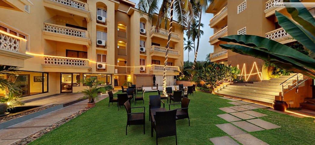 Traveller's Choice at Dona Paula - Dona Paula - Hotel butikowy