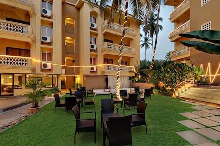 Traveller's Choice at Dona Paula - Dona Paula - Butik otel