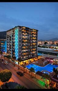 City/beach heaven residence - Alanya - Apartment