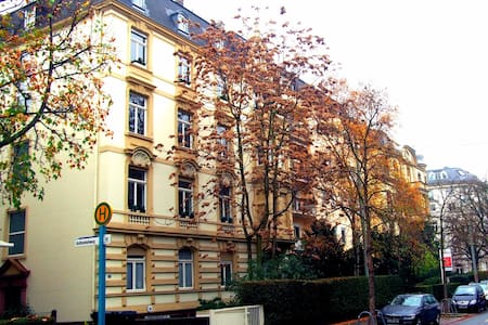 Furnished 2-room apart near Palmengarten - Frankfurt am Main
