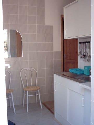 Kényelmes apartman nagy terasszal - Balatonfüred - Haus