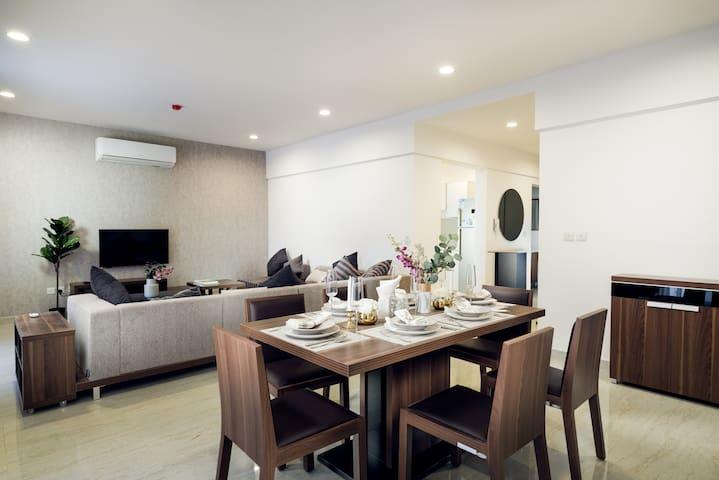 Family Villa's in Nozol AlMaha - Monthly & Annual