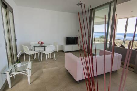 Precioso apartamento frente al mar - LLucmajor