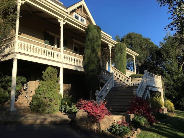 Parsons Perch II Victorian Farm House