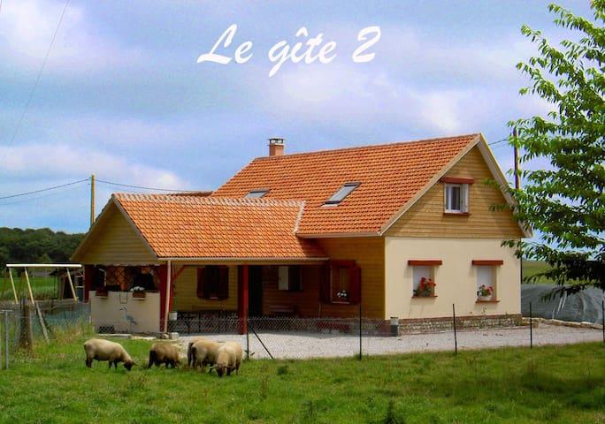 Gite meublé 150 m² 4 à 8 personnes - Criquetot-le-Mauconduit - บ้าน