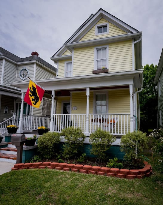Lovely 1907 Historic Home
