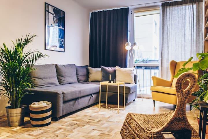 VARSOVI apartment Grzybowska