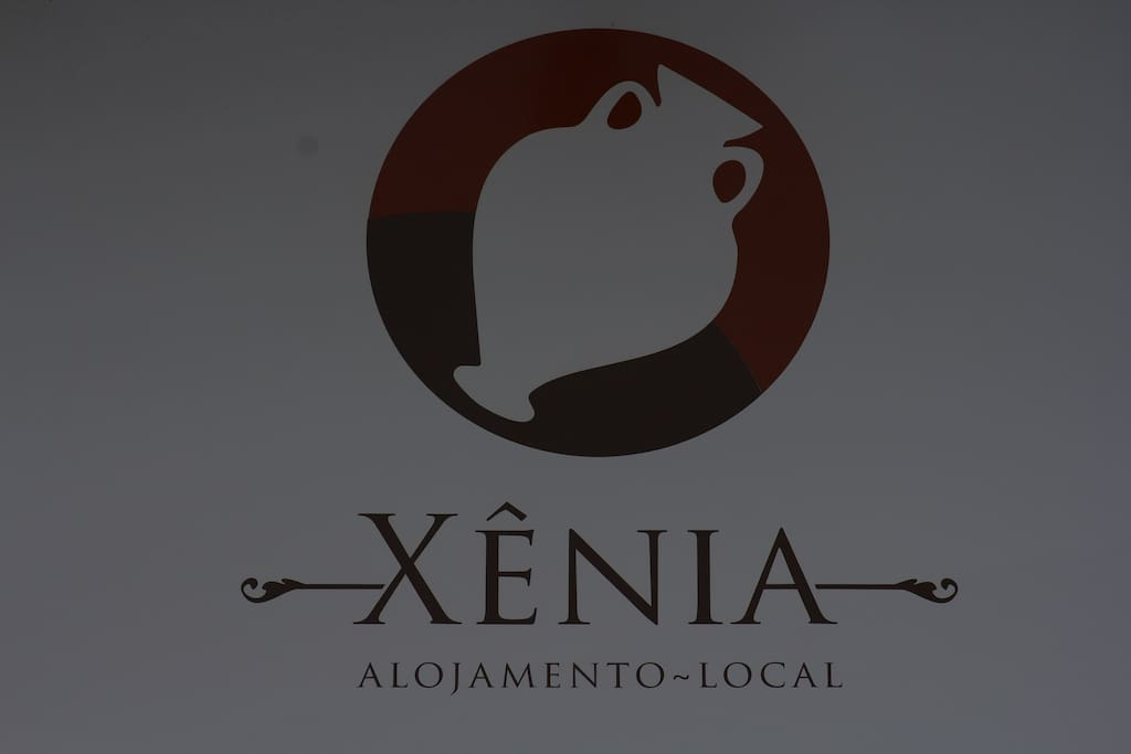 Logótipo Xenia