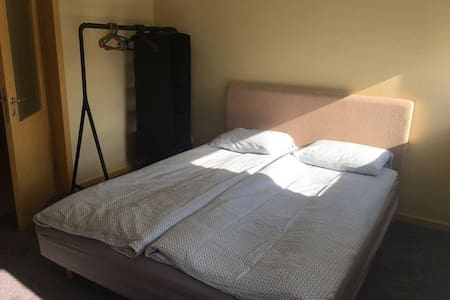 Sunny and bright 2 room apartment in city centre.