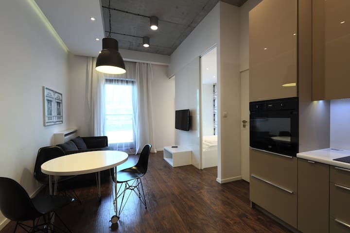 Apartment for two/ Pawia Street/ Main Station