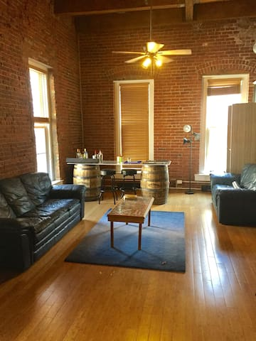 Historic Downtown Condo