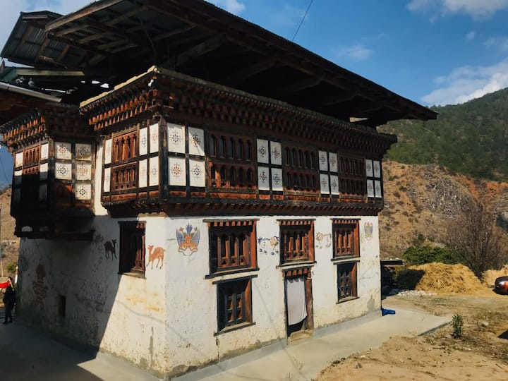 Punakha Phuntshochoeling Heritage Homestay