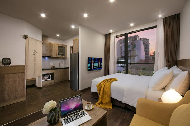 The best Studio Apartment near Le Thanh Ton Street