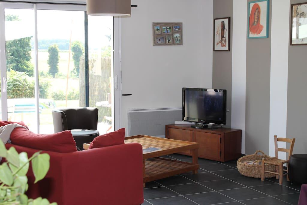 Chambre Chez L 39 Habitant Huizen Te Huur In Plo Rmel