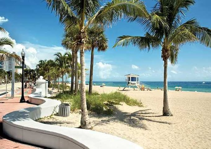 Studio on the Sand - Fort Lauderdale - Apartamento