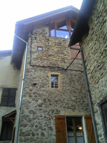 beauvezer alpe de haute provence - Beauvezer - Casa