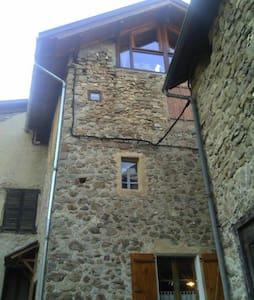 maison de village alpe cote d azur - Beauvezer